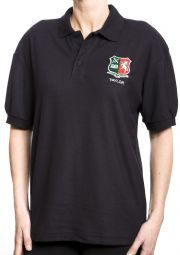 TGS House Polo (TAYLOR) - Colour - BLACK